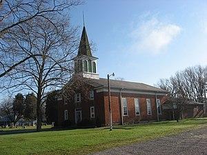 English: Darlington Reformed Presbyterian Chur...