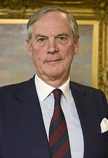 Lord Astor, Under Secretary of State and Lords Spokesman on Defence.jpg
