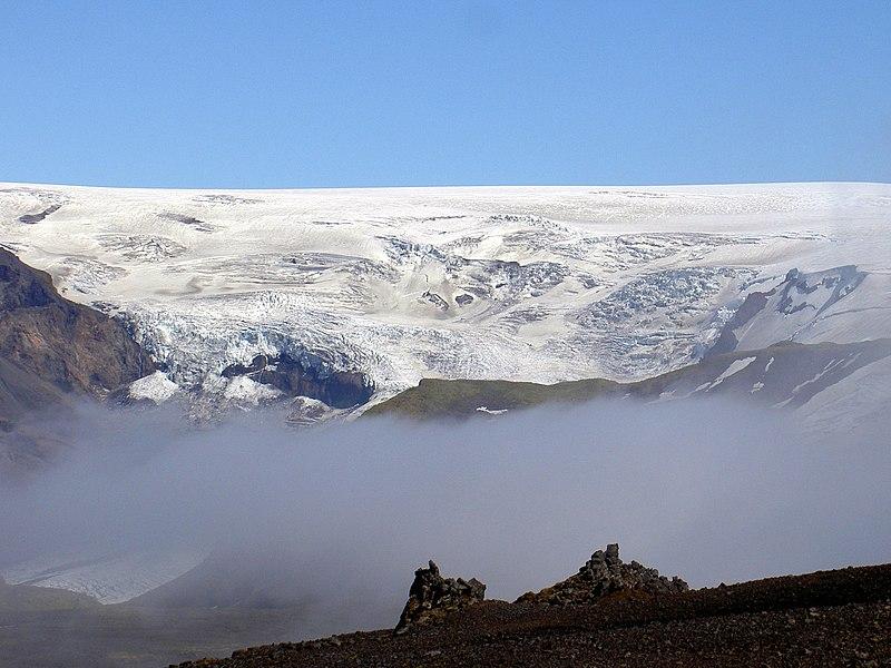 Glaciar del Katla