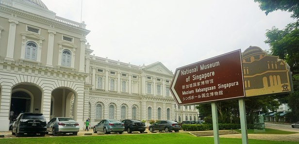 Highlights of the National Museum of Singapore