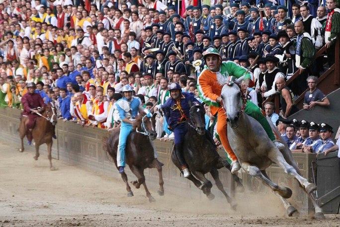 Palio di Siena 2 luglio 2010