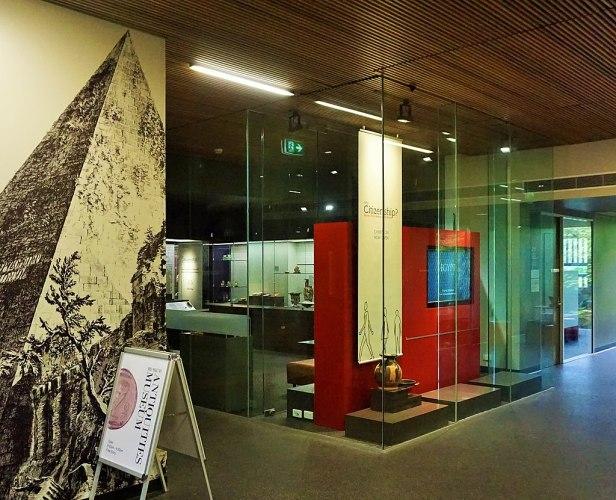 RD Milns Antiquities Museum - Joy of Museums - External 2