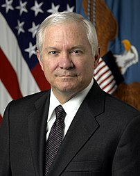 Official photo portrait of Robert Gates, Unite...