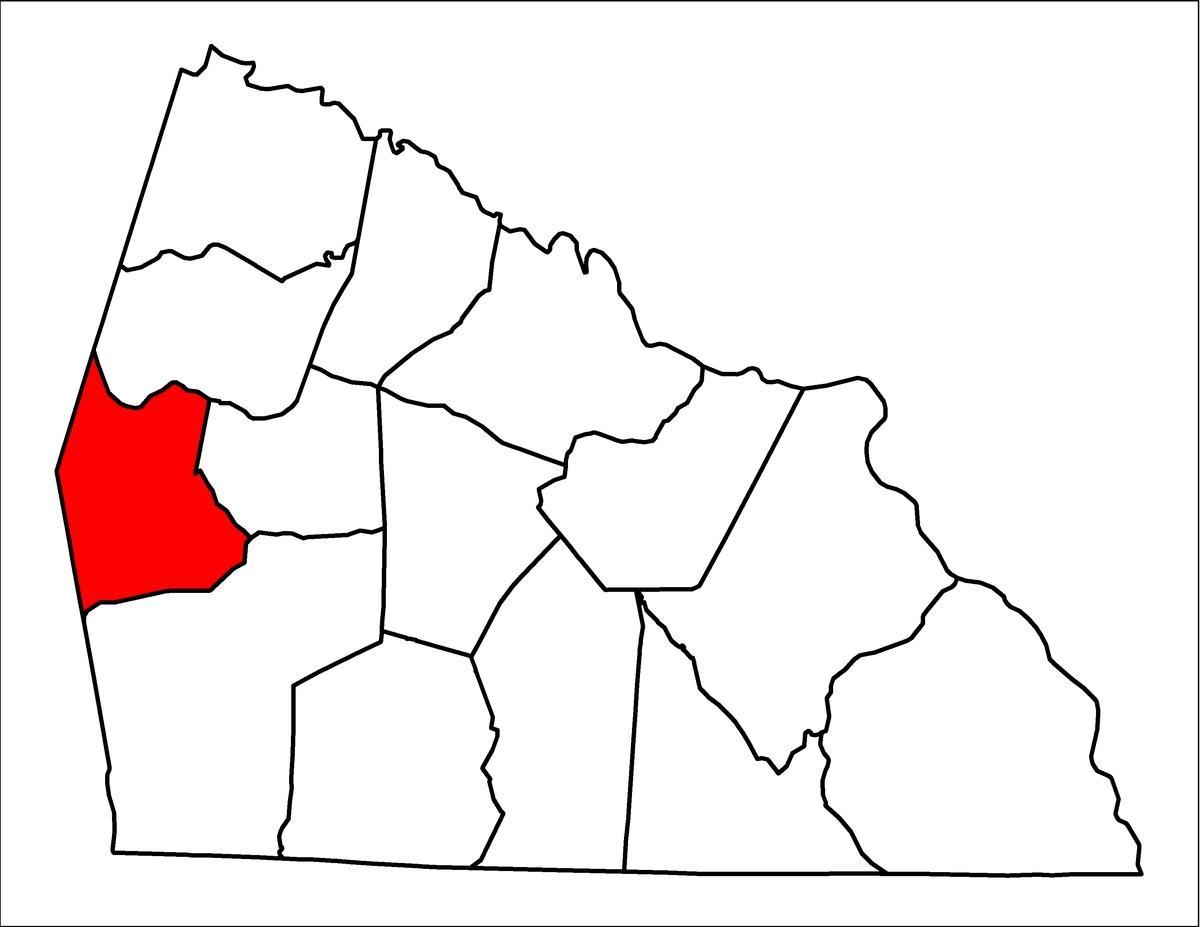 Mount Ulla Township Rowan County North Carolina