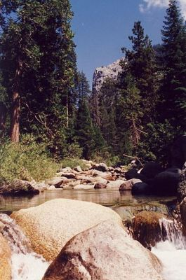 Sierra Nevada, California, USA
