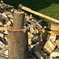 Finding Firewood For the Wood Stove