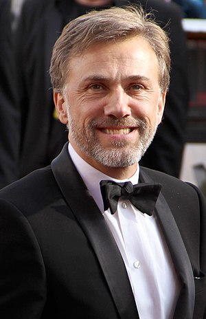 English: Christoph Waltz on the red carpet of ...