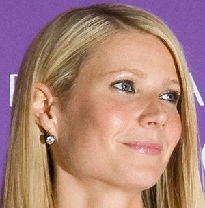 Actress Gwyneth Paltrow at the launch of Estee...