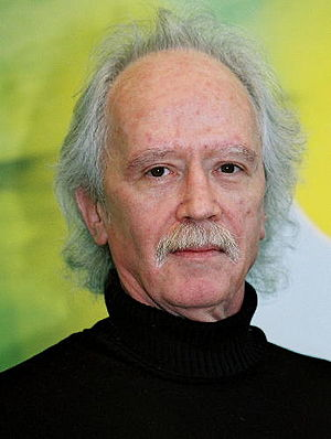John Carpenter in 2001