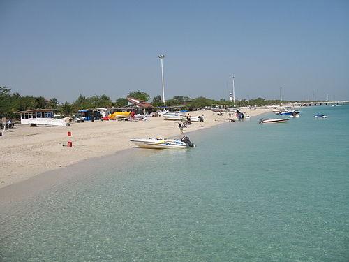Kish island 1