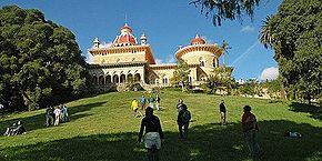 Palácio de Monserrate em Sintra.