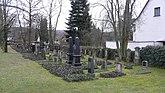 Neuer Jüdischer Friedhof, Bergstraße