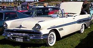 Pontiac Bonneville Convertible 1957