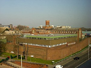 The prison, Reading Built in 1844 and immortli...