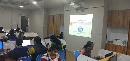 Ssss-Tamil wikisource workshop 2020 02