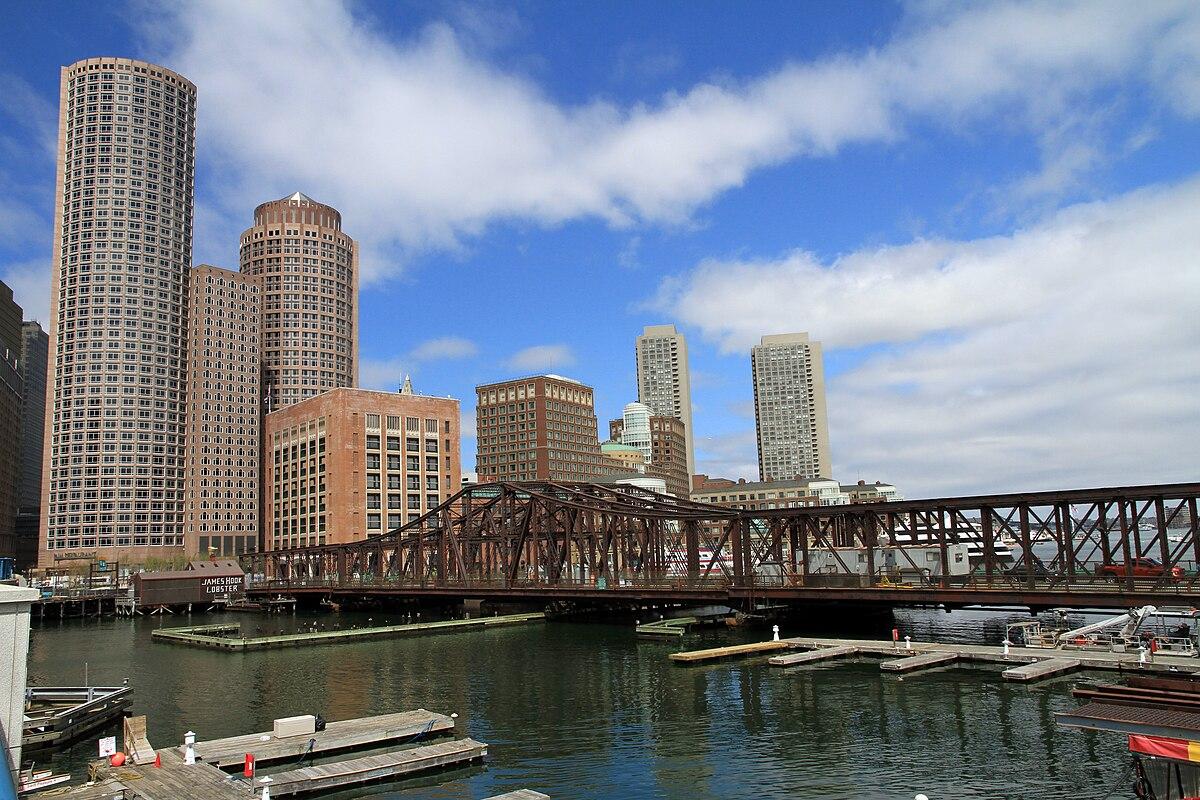 Northern Avenue Bridge Wikipedia
