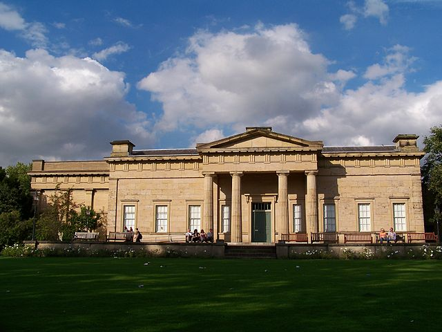 The Yorkshire Museum, York, England. Designed by architect William Wilkins in a Greek Revival style and was officially opened in February 1830. By Kaly99