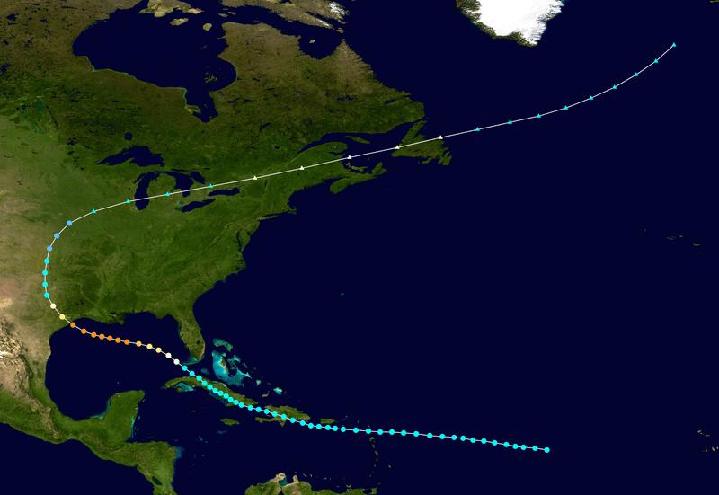 File:1900 Galveston hurricane track.png