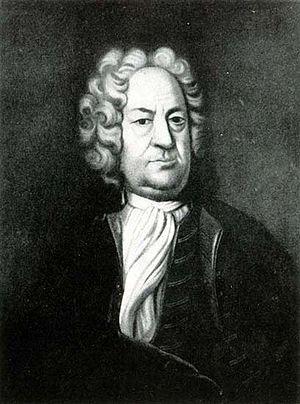 'Berlin' portrait of Johann Sebastian Bach