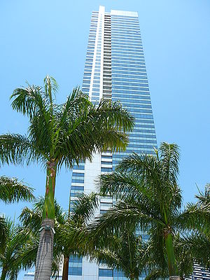 Four Seasons Hotel and Tower in Miami, Florida
