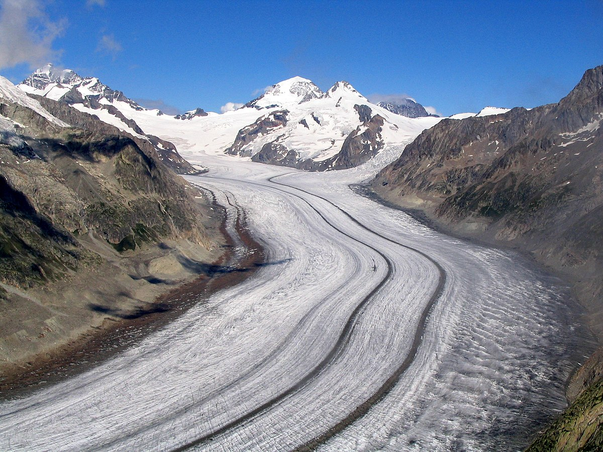 Rocks Glaciers Quiz