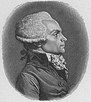 Maximilien Robespierre (6 May 1758 – 28 July 1...