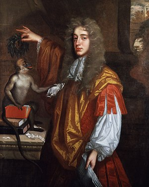 The Earl of Rochester, famous as the model rak...