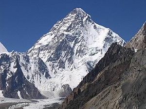 K2 August 2006
