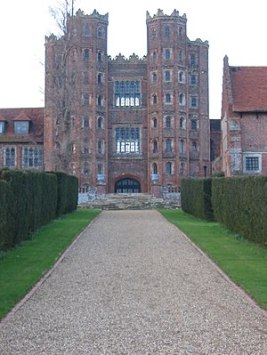 Layer Marney Tower Gatehouse, the tallest in B...