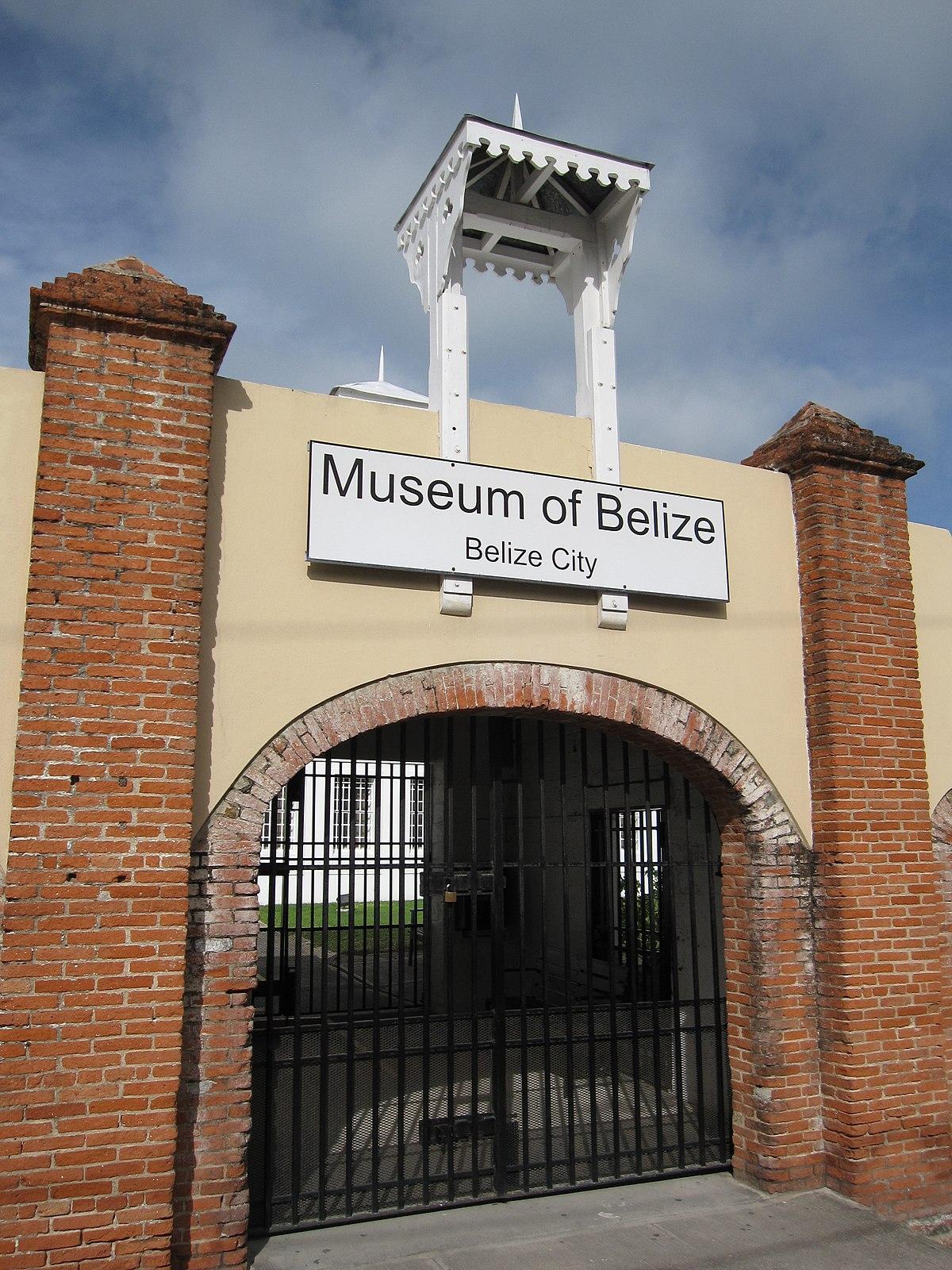 Museum Of Belize Wikipedia