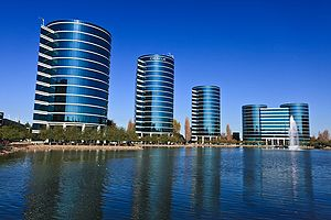 Oracle Headquarters Redwood Shores