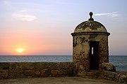 Cartagena, Colombia, declarada Patrimonio de la Humanidad - UNESCO en 1985.