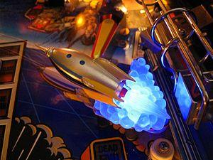 English: Rocket ship mod Español: Rocket ship mod