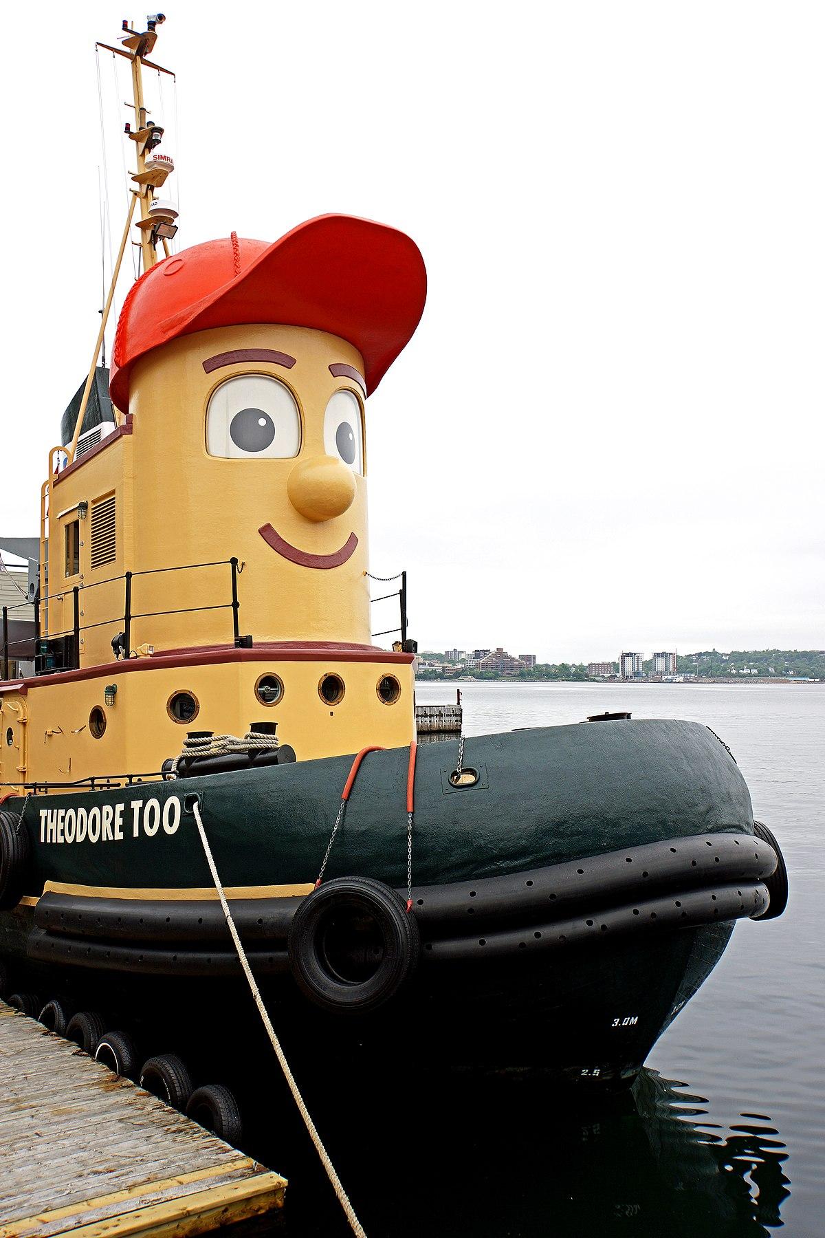 Theodoor De Sleepboot Wikipedia