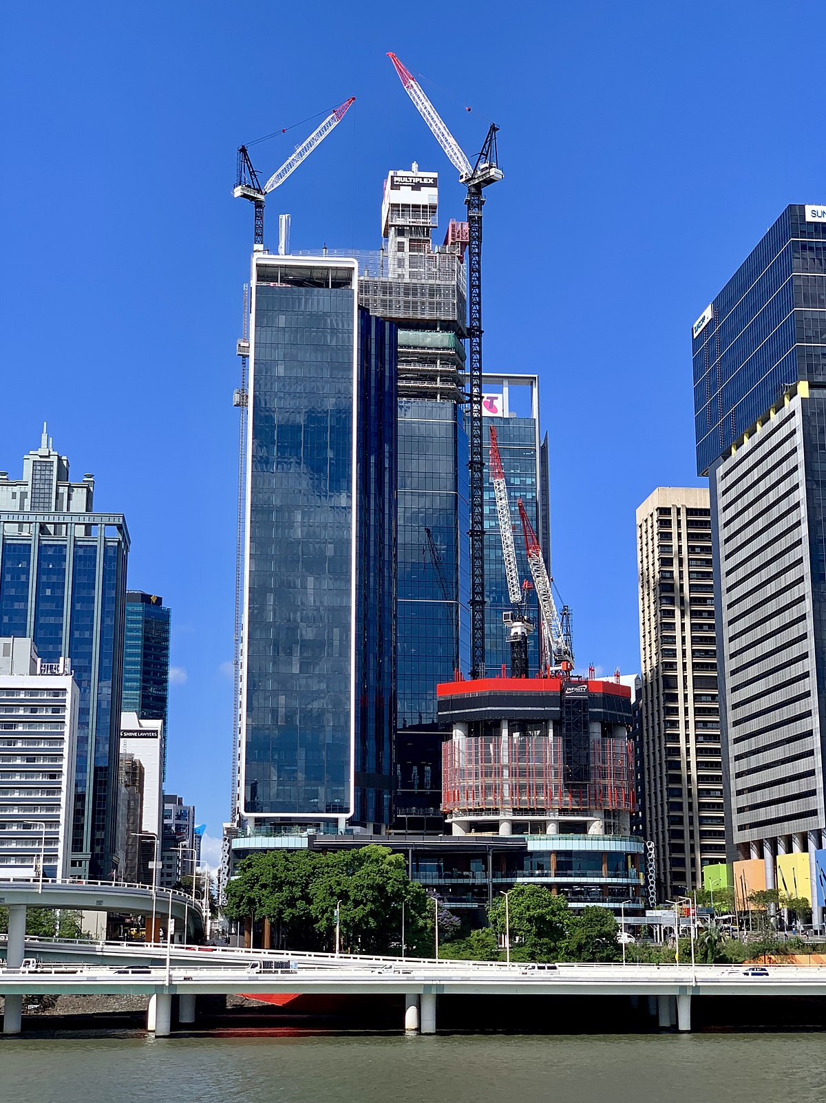 Brisbane Quarter Wikipedia
