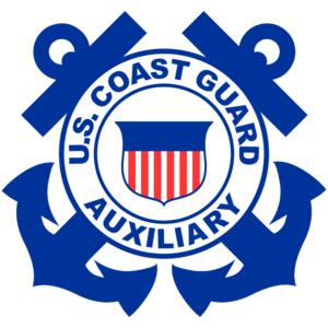 U.S. Coast Guard Auxiliary Official Emblem - S...