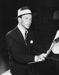 Frank Sinatra in 1955