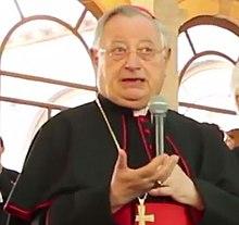 Giuseppe Bertello 2016