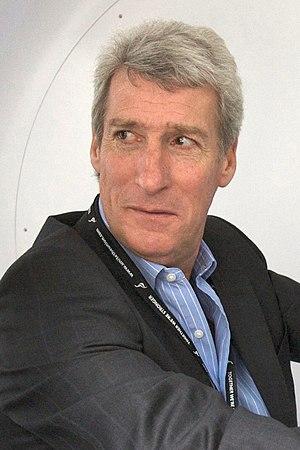 English: Jeremy Paxman, British journalist and...