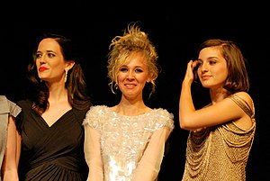 Cast of Cracks: Eva Green, Juno Temple, and Ma...