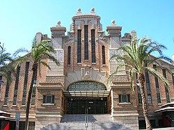 Mercado Central de Abastos de Alicante