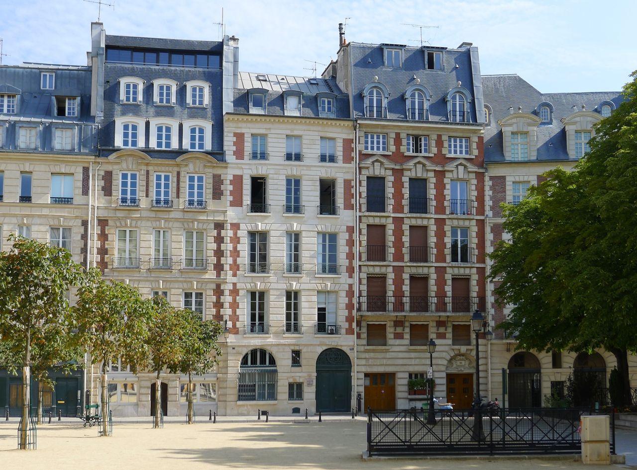 FileP1030955 Paris Ier Place Dauphine N1012 Et 14 Rwk