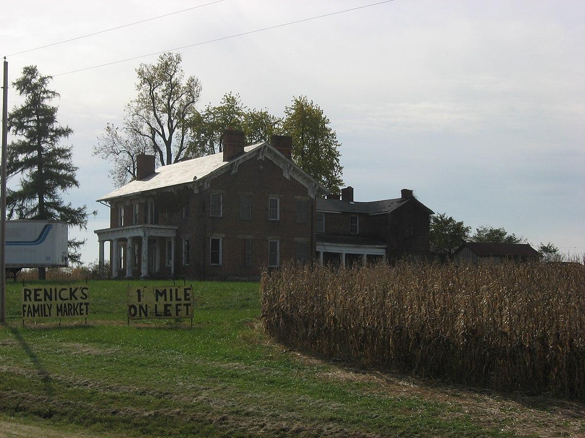 Harrison Township Pickaway County Ohio Wikipedia