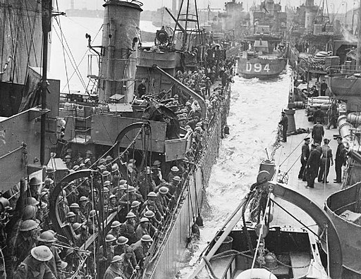 The British Army in the UK- Evacuation From Dunkirk, May-June 1940 H1640