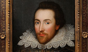 Probable photograph of William Shakespeare, ci...