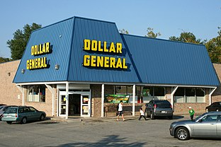 2008-10-07 Dollar General in Durham