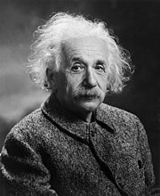 Albert Einstein da Wikipedia