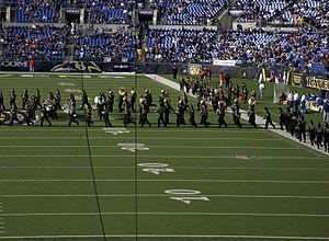 Baltimore Ravens Marching Band