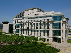 Hungarian National Theatre (hungarian Nemzeti ...