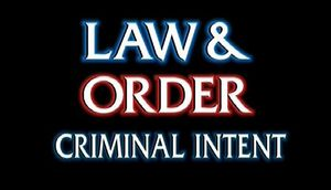 Screenshot of the opening title card of Law & ...
